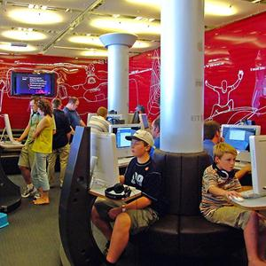 Интернет-кафе Озер