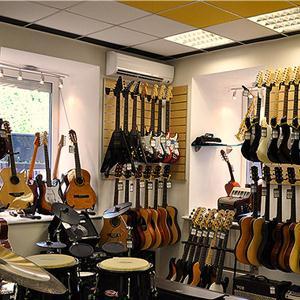 Музыкальные магазины Озер