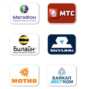 Операторы сотовой связи Озер