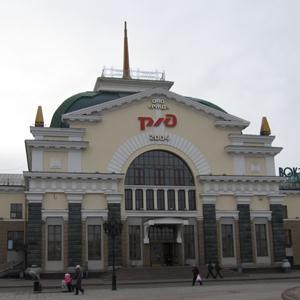 Железнодорожные вокзалы Озер
